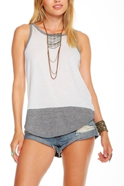 Chaser Block Jersey Tank - Product Mini Image