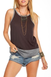 Chaser Blocked Jersey Tank - Product Mini Image