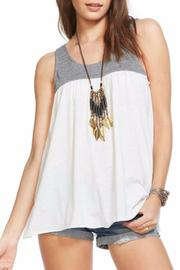 Chaser Blocked Yoke Tank - Front cropped