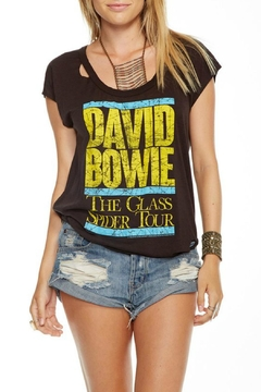 Shoptiques Product: Bowie Deconstructed Tee