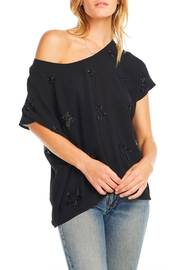 Chaser Beaded Star Top - Product Mini Image