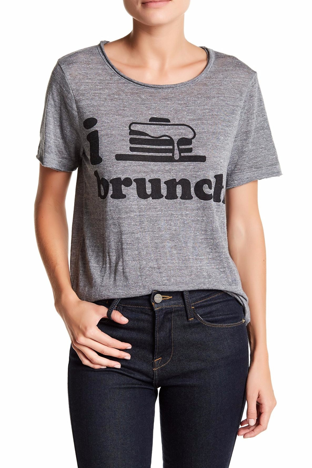 Chaser Brunch Tee - Main Image