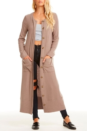 Chaser Button Down Duster - Product Mini Image