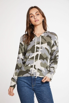 Chaser Camo Pullover Hoodie - Product List Image
