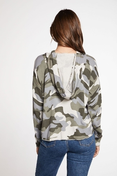 Chaser Camo Pullover Hoodie - Alternate List Image