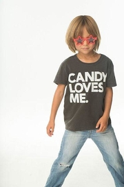 Chaser Candy Loves Me Tee - Product Mini Image