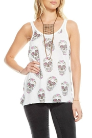 Chaser Candy Skull Tank - Product Mini Image
