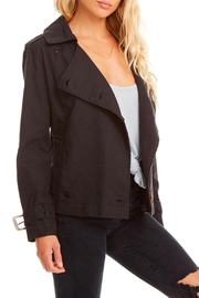 Chaser Canvas Short Trench - Side cropped