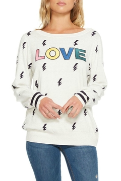 Shoptiques Product: Cashmere Blend Sweatshirt