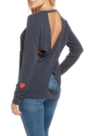Chaser Charity Long Sleeve - Side cropped