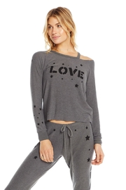 Chaser Love Pullover - Product Mini Image