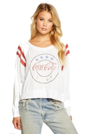 Chaser Coca-Cola Classic Stars - Front full body