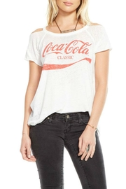 Chaser Coca Cola- Classic - Front full body