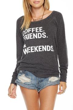 Shoptiques Product: Coffee And Friends Top