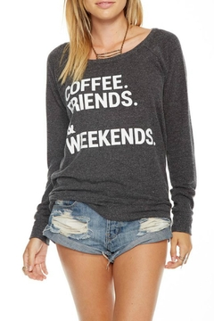 Chaser Coffee Friends Pullover - Product List Image