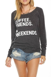 Chaser Coffee Friends Pullover - Product Mini Image