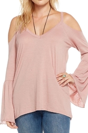 Chaser Cold Shoulder Jersey - Product Mini Image