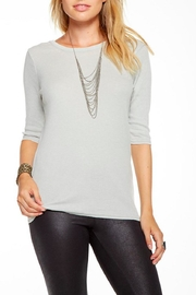 Chaser Cool Grey Tee - Product Mini Image