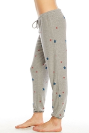 Chaser Cozy Star Jogger - Front full body