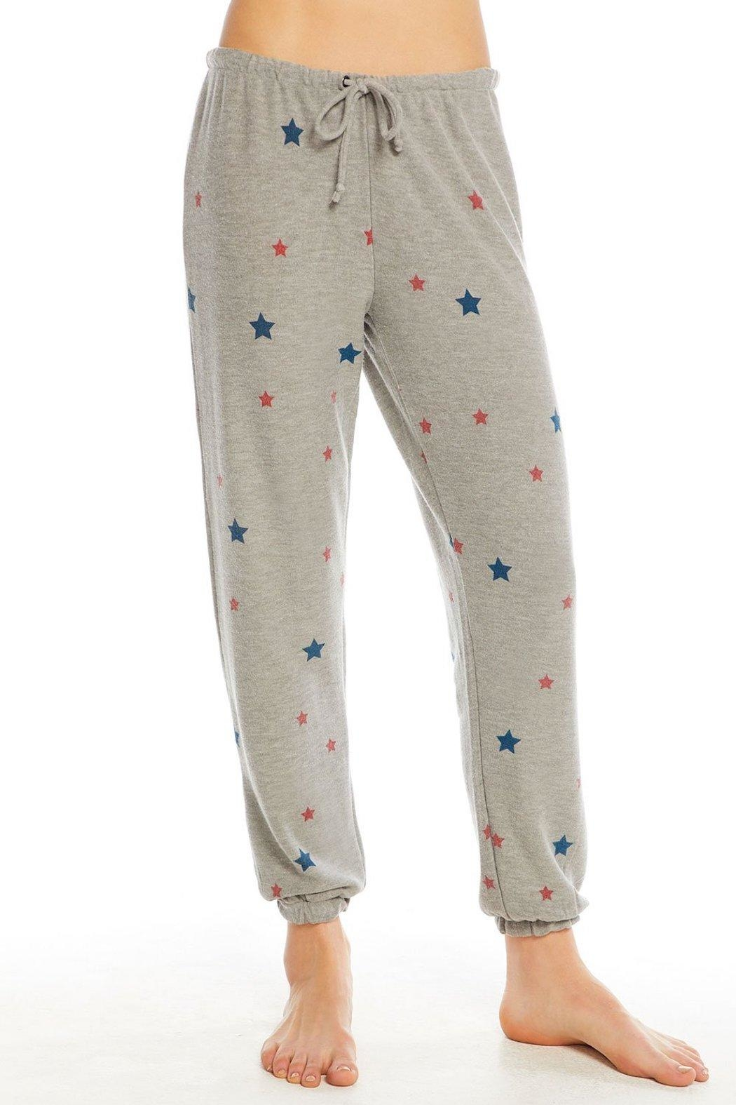 Chaser Cozy Star Jogger - Main Image