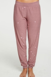 Chaser Cozy Stars Jogger - Product Mini Image