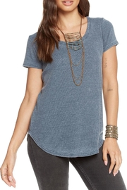 Chaser Criss-Cross Back Tee - Product Mini Image