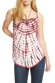 Chaser Cross Back Cami Top - Product Mini Image