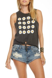 Chaser Daisies Tie Tank - Product Mini Image