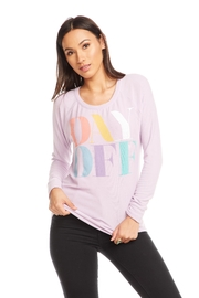 Chaser Day Off Raglan - Front cropped