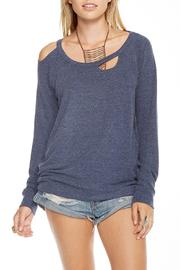 Chaser Raglan Pullover Top - Product Mini Image