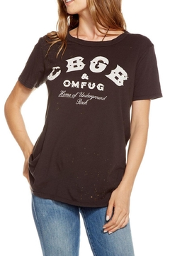 Shoptiques Product: Distressed Cbgb Tee