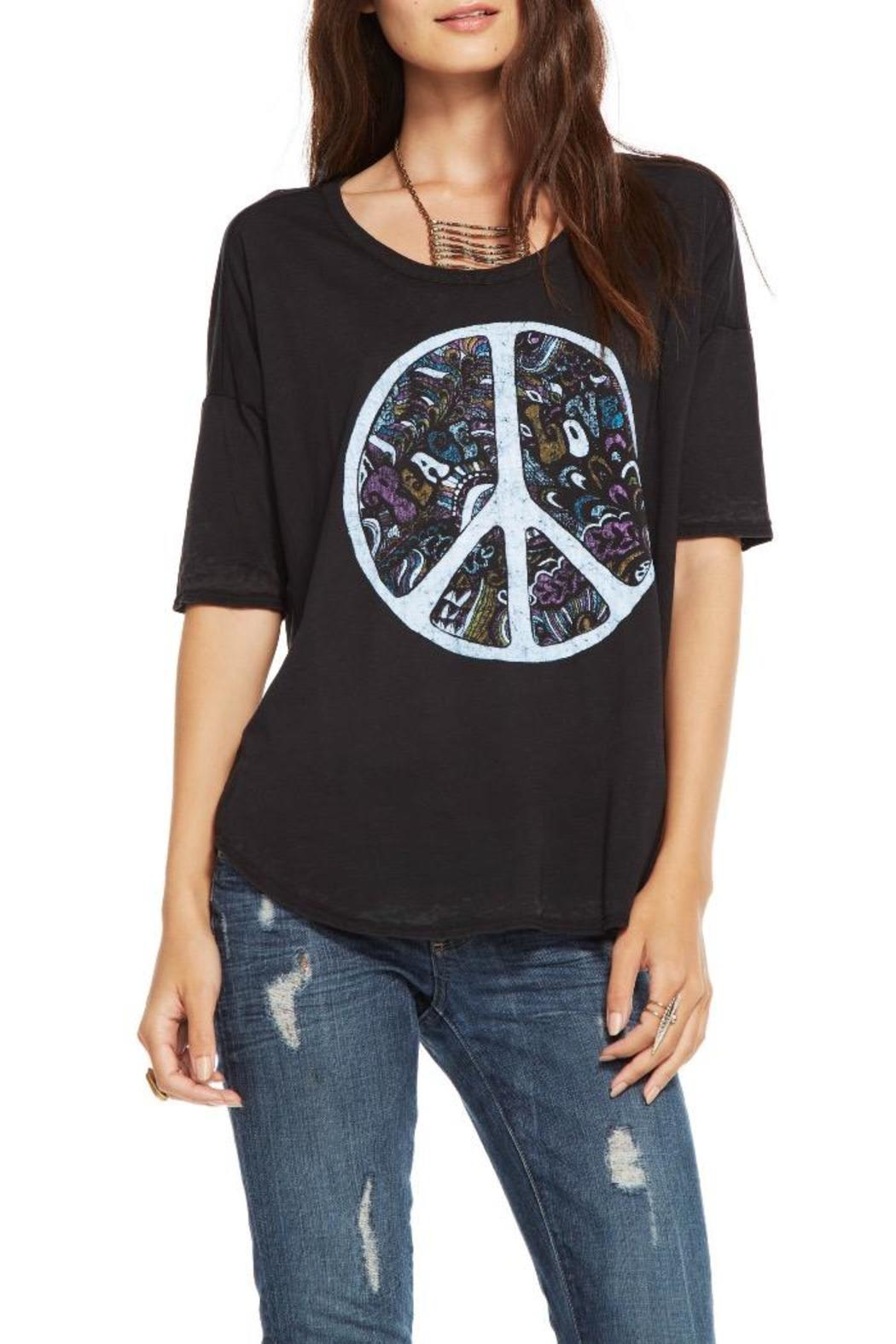 Chaser Doodly Peace Tee - Main Image