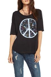 Chaser Doodly Peace Tee - Product Mini Image