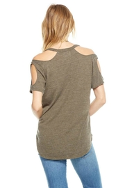 Chaser Double Cold Shoulder - Front full body