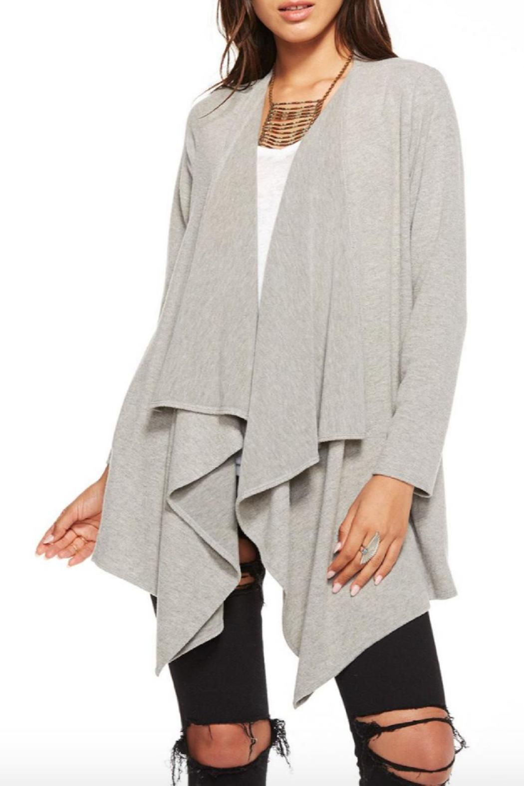 Chaser Drape Front Cardigan from Rhode Island by BarreCoast ...