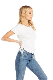 Chaser Drawstring Sides Tee - Side cropped