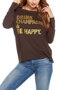 Shoptiques Product: Drink Champagne Tee