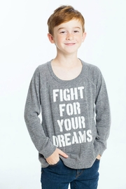 Chaser Fight For Dreams Top - Product Mini Image
