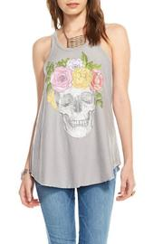 Chaser Flower Crown Top - Product Mini Image