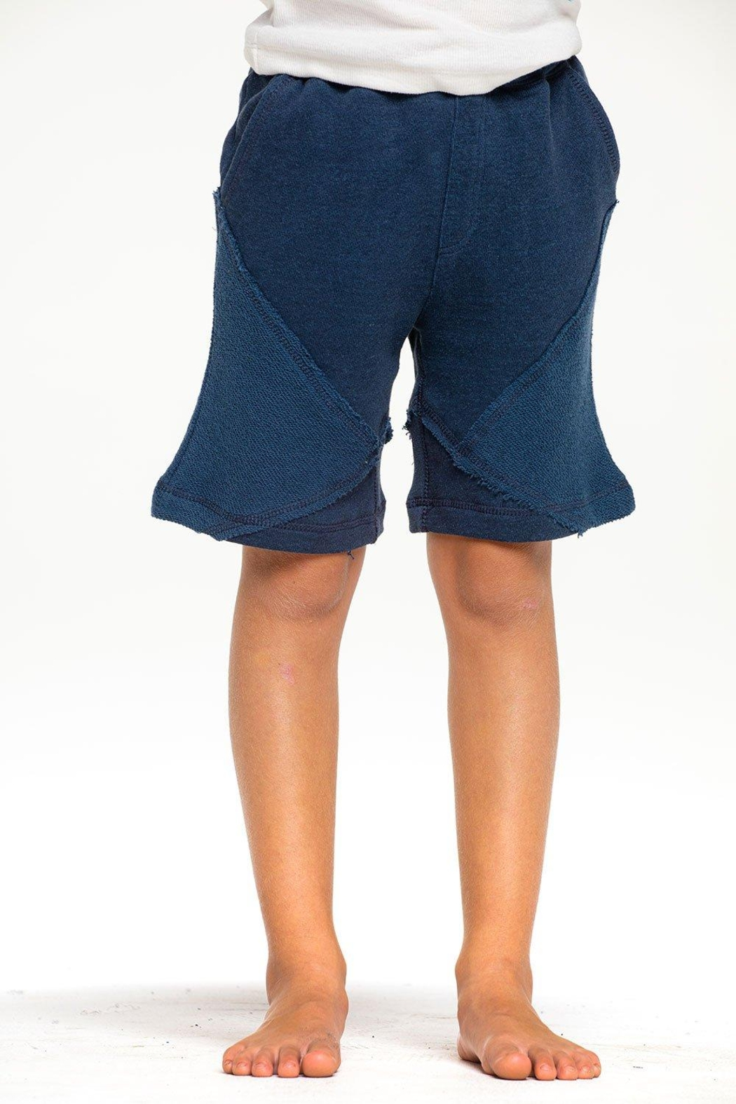 Chaser French Terry Shorts - Front Cropped Image