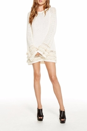 Chaser Fringe Bell-Sleeve Tunic - Product Mini Image