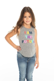 Chaser Future Muscle Tee - Product Mini Image