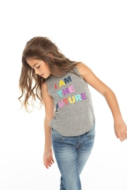 Chaser Future Muscle Tee - Front full body