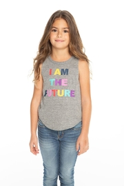 Chaser Future Muscle Tee - Side cropped