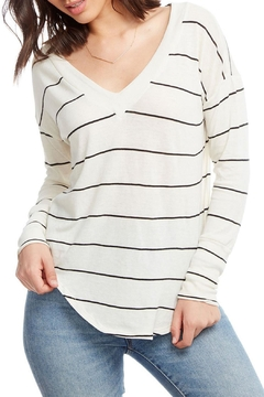 Chaser Gauzy Cotton Tee - Product List Image