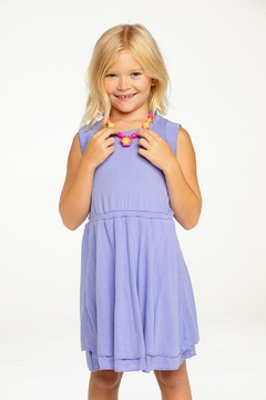 Chaser Girls Tank Dress - Product List Image