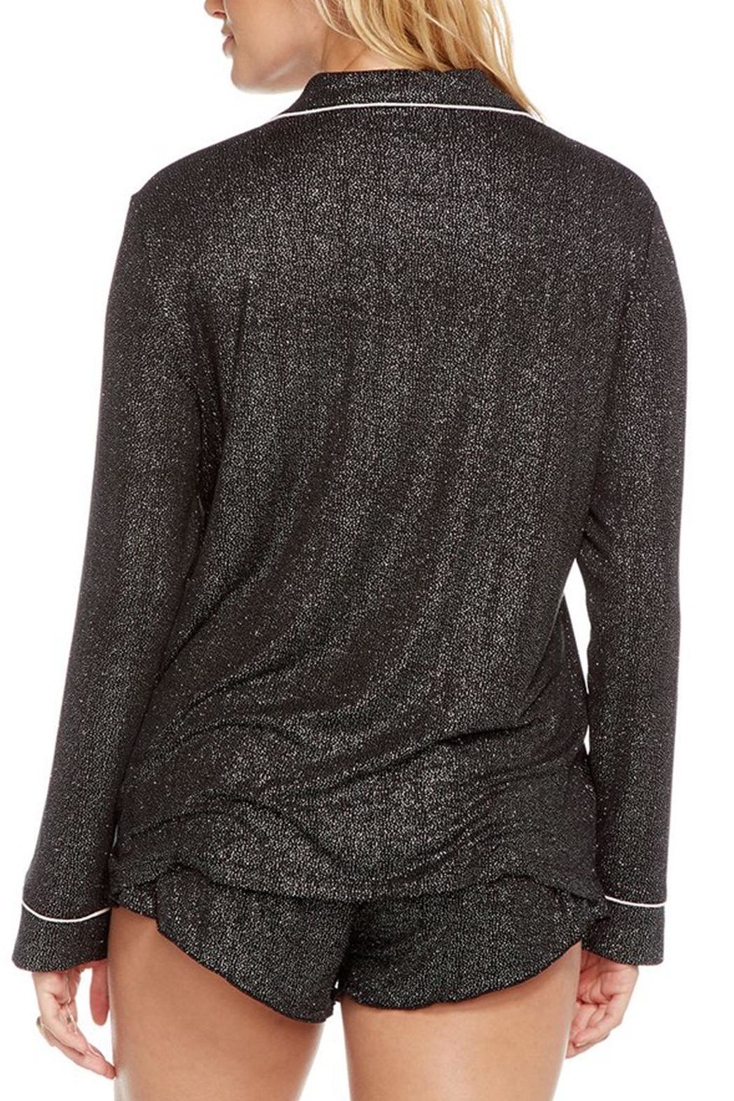 Chaser Glitter Intimate Top - Front Full Image