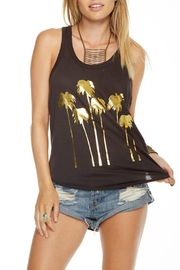 Chaser Golden Palm Tank - Product Mini Image