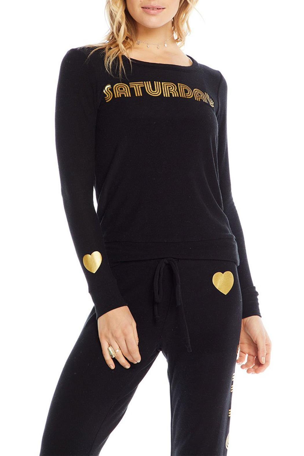 Chaser Golden Saturday Pullover - Main Image