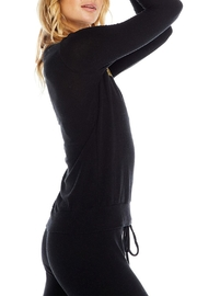 Chaser Golden Saturday Pullover - Back cropped